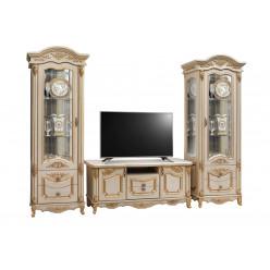Гостиная мебель Толедо 3D gold