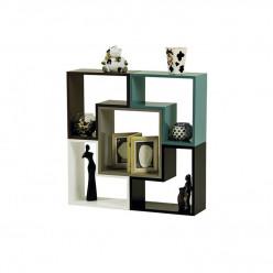 Комплект настенных полок Enigma 5 элементов