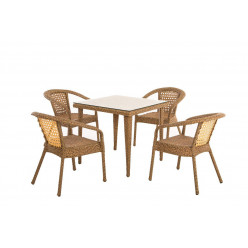 Комплект столов и стульев CLASSIC